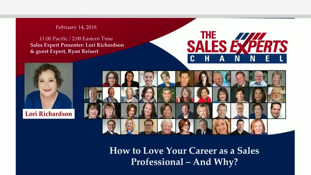 How to Love Your Career as a Sales Professional