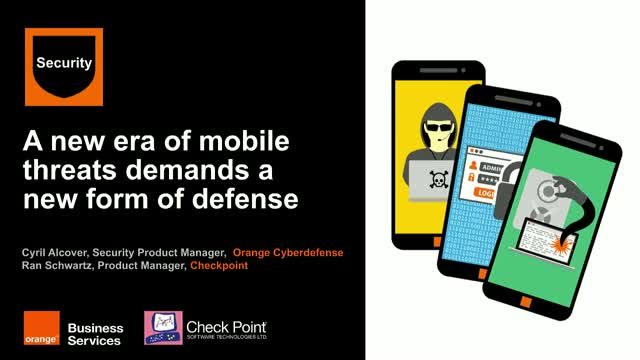 A new era of mobile threats demands a new form of defense