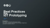 Best Practices for IoT Prototyping