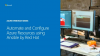 Automate and configure Azure resources using Ansible by Red Hat