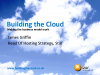 Building the Cloud