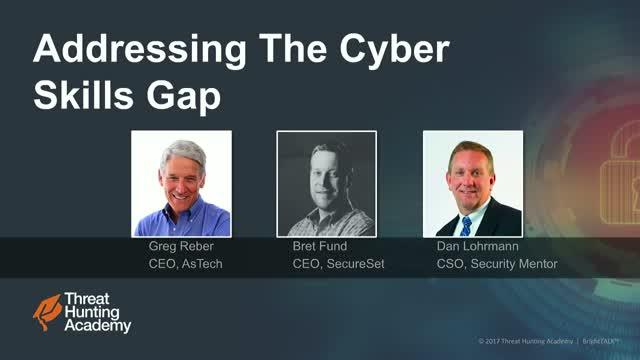 Addressing The Cyber Skills Gap