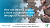 How can pharma support a more collaborative NHS through STPs and ACSs?