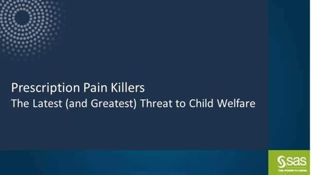Prescription Painkillers: The Latest (and Greatest) Threat to Child Welfare