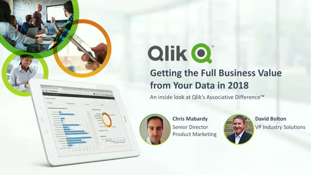 Getting the Full Business Value from Your Data in 2018