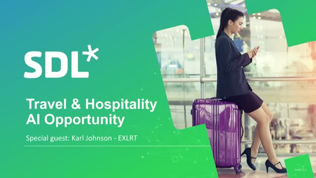 Travel & Hospitality AI Opportunity with EXLRT