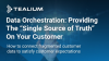 """Data Orchestration: Providing The """"Single Source of Truth"""" On Your Customer"""