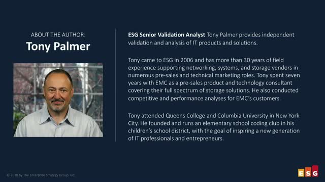 ESG Tests vArmour for Securing Multi-Cloud Workloads