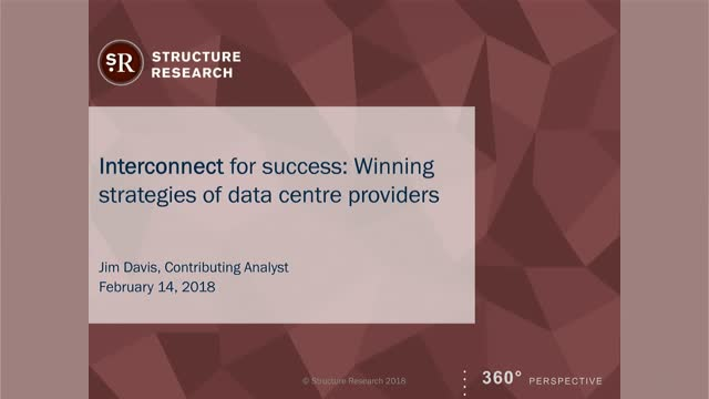 Interconnect for Success: Winning Strategies of Data Center Providers