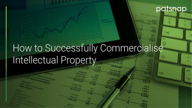 5 ways to successfully commercialise your intellectual property