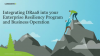 Integrating DRaaS into your Enterprise Resiliency Program and Business Operation