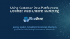 Using Customer Data Platforms to Optimize Multi-Channel Marketing