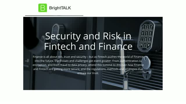 Threat Prevention for Financial Services