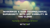 Modernize & Gain Technological Superiority with App Visibility in the Cloud