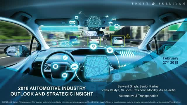 What's Driving the 2018 Global Automotive Industry?
