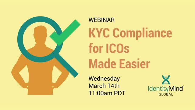 KYC Compliance for ICOs Made Easier