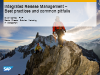 Integrated Release Management: Best Practices and Common Pitfalls