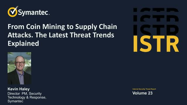 From Coin Mining to Supply Chain Attacks. The Latest Threat Trends Explained.