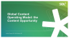 Global Content Operating Model: the Content Opportunity