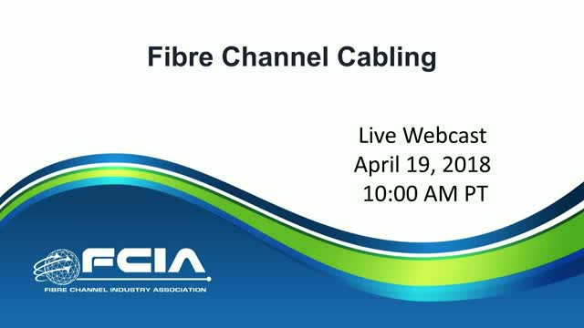 Fibre Channel Cabling