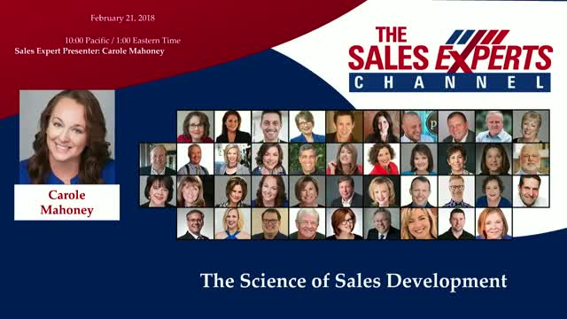 The Science of Sales Development