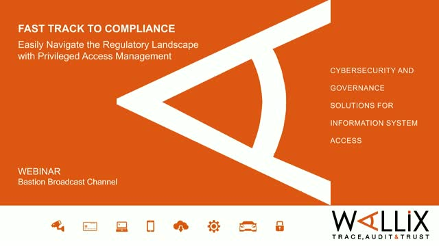 Fast Track to Compliance: Easily Navigate the Regulatory Landscape with PAM