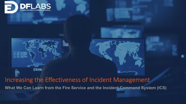 Increasing the Effectiveness of Incident Management