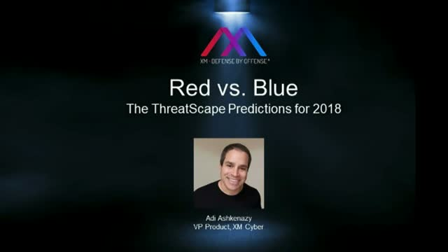 Red vs. Blue: The Threatscape Predictions for 2018
