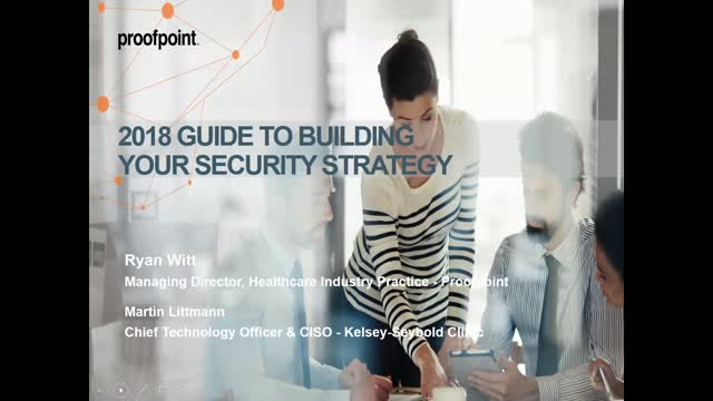 2018 Guide to Building Your Security Strategy