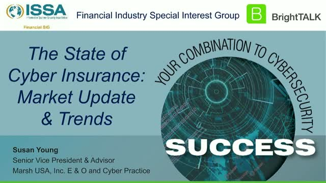 The State of Cyber Insurance: Market Update & Trends