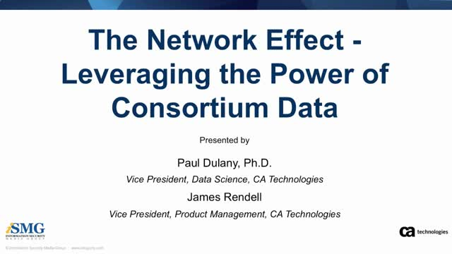 The Network Effect: Leveraging the Power of Consortium Data