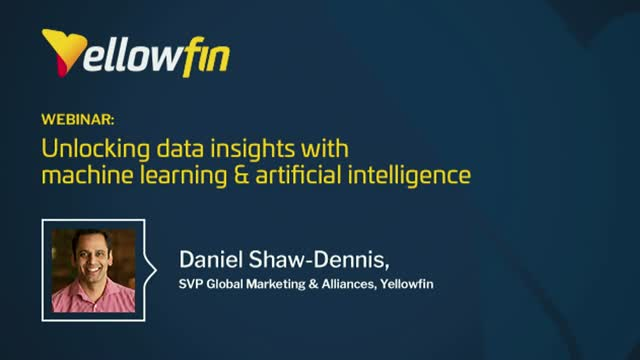 Unlocking Data Insights with Machine Learning & Artificial Intelligence