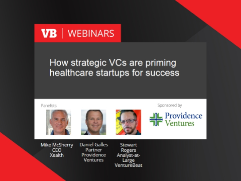 How strategic VCs are priming healthcare startups for success