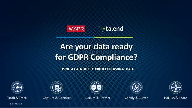 GDPR Best Practice: Using a Data Hub to Protect Personal Data