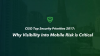 CISO Top Security Priorities: Why Visibility Into Mobile Risk Is Critical