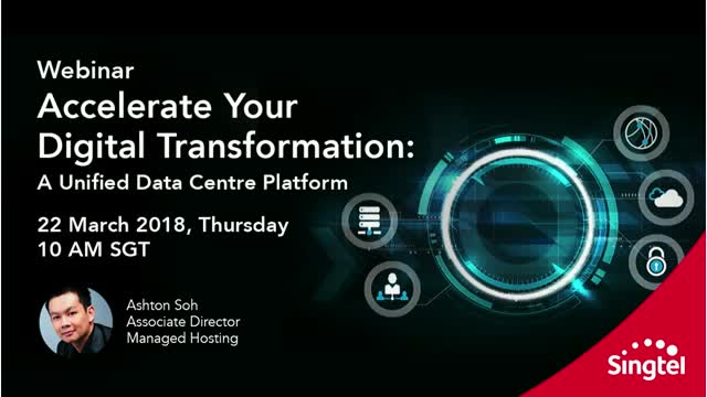 Accelerate Your Digital Transformation: A Unified Data Centre Platform