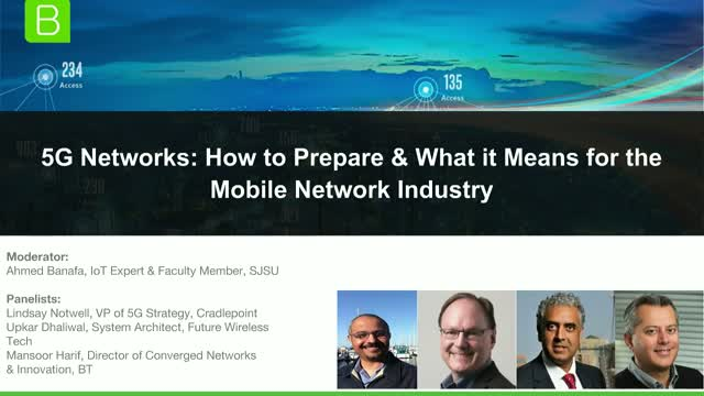 5G Networks: How to Prepare & What it Means for the Mobile Network Industry