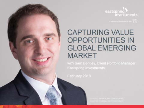 Capturing Value Opportunities In Global Emerging Markets