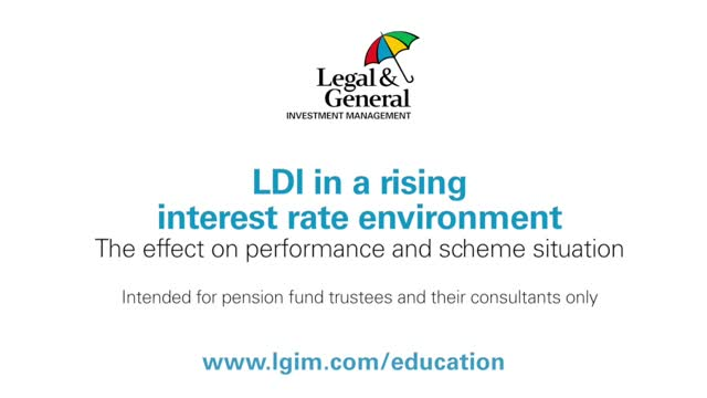 LDI Education 6: LDI In a rising rate environment - The effect on performance