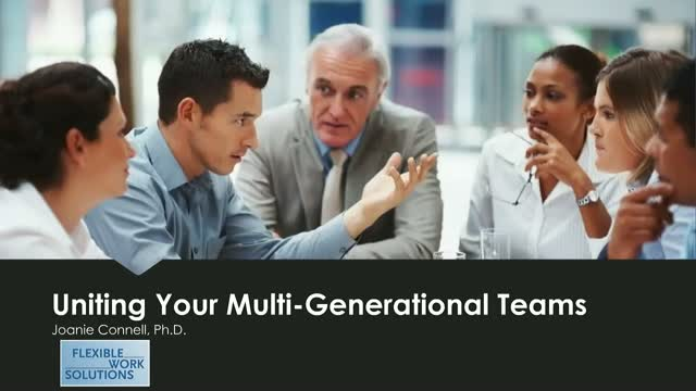 Uniting Your Multi-Generational Teams