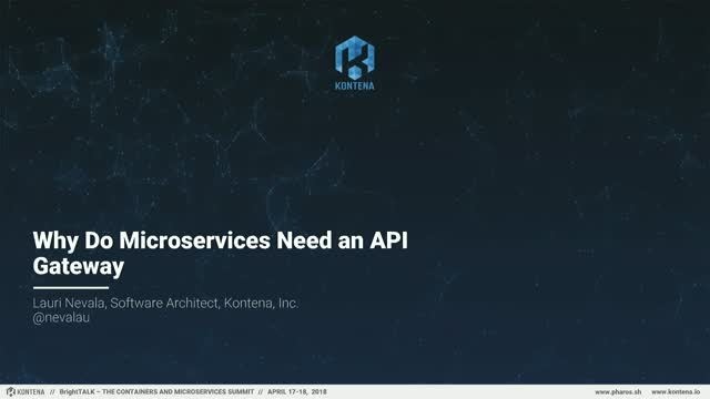 Why do Microservices Need an API Gateway?
