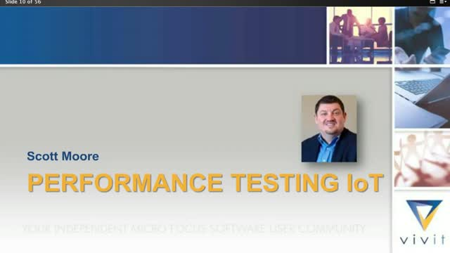Q&T SIG Talk Series Ep. 7:  Performance Testing Internet of Things
