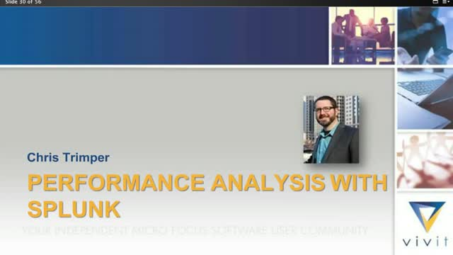 Q&T SIG Talk Series Ep. 8:  Using Splunk to Analyze Performance Metrics
