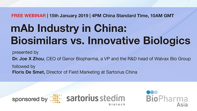 mAb Industry in China: Biosimilars vs. Innovative Biologics