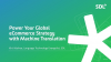 Power Your Global eCommerce Strategy with Machine Translation