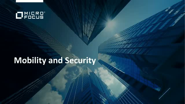 Mobility & Security