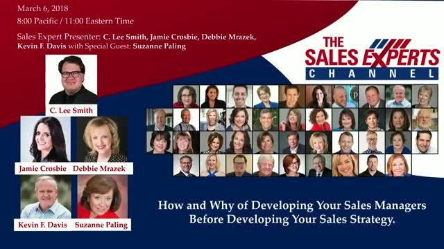 How to Develop Your Sales Managers Before Developing Your Sales Strategy