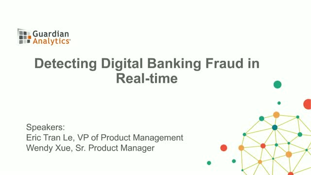 Real-time Digital Banking Fraud Detection: Part One