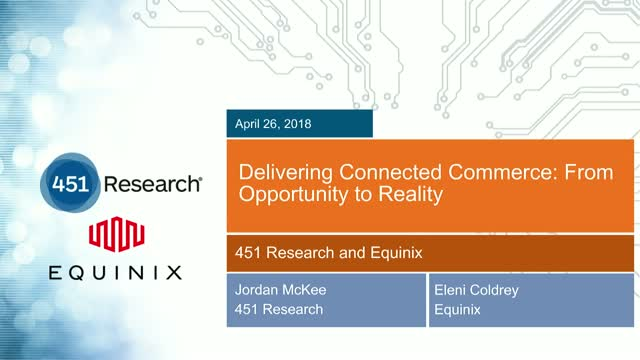Delivering Connected Commerce – From Opportunity to Reality