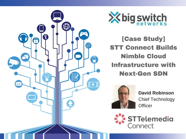 Customer Success Story: STT Connect Builds Cloud Mgmt Co with SDN